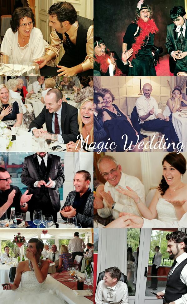 maghi per matrimoni