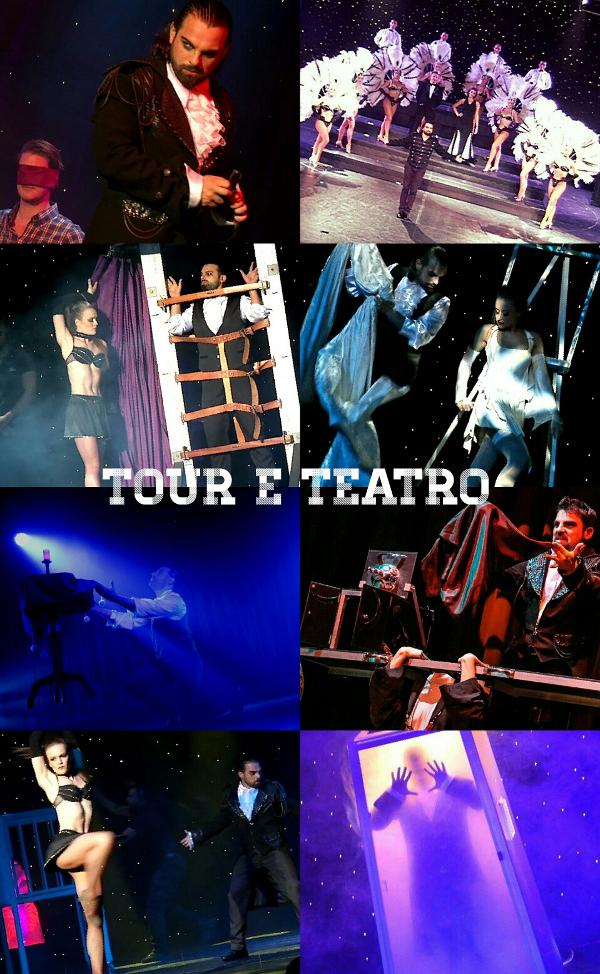 teatro magia