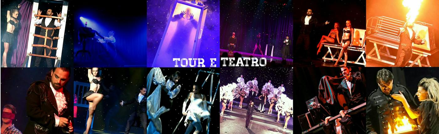 teatro e magia